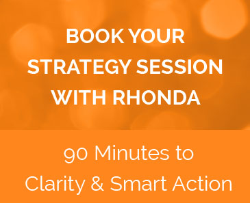 Book Your Strategy Session with Rhonda