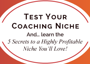 Test Your Coaching Niche