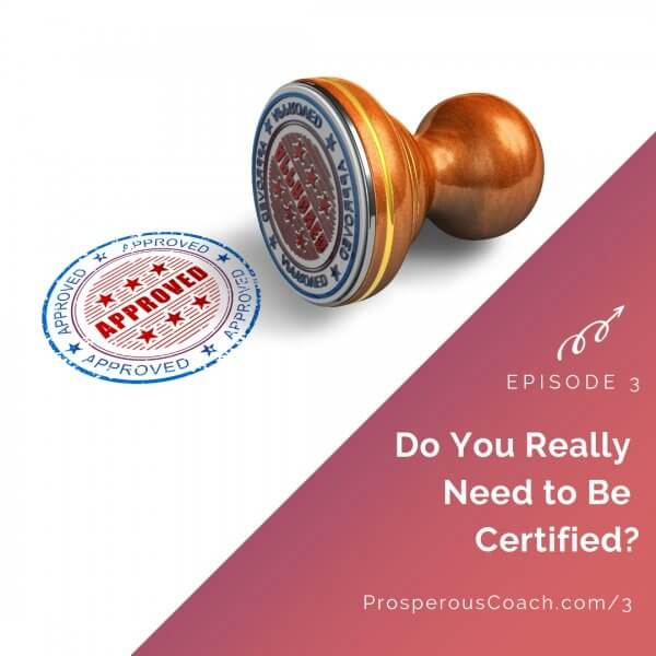 Do You Really Need to Be Certified?