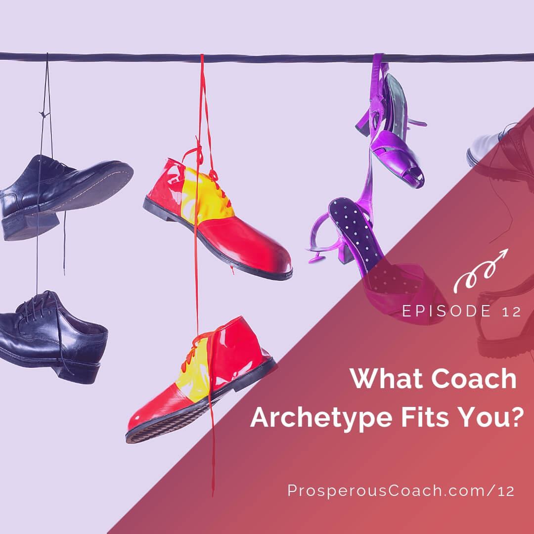 What Coach Archetype Fits You?