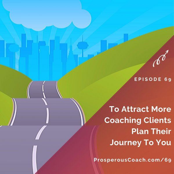 To Attract More Coaching Clients Plan Their Journey To You – IG